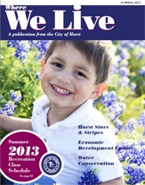 Where We Live Summer 2013 Cover