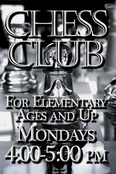 April 2016 Chess Club