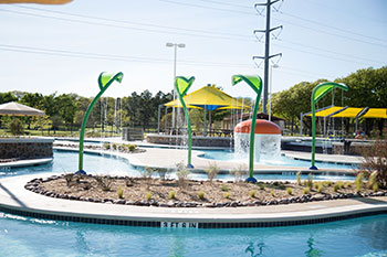 Chisholm Aquatics Center Activity Pool