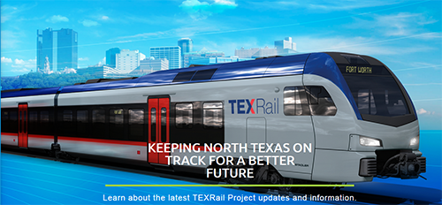 Texrail information photograph