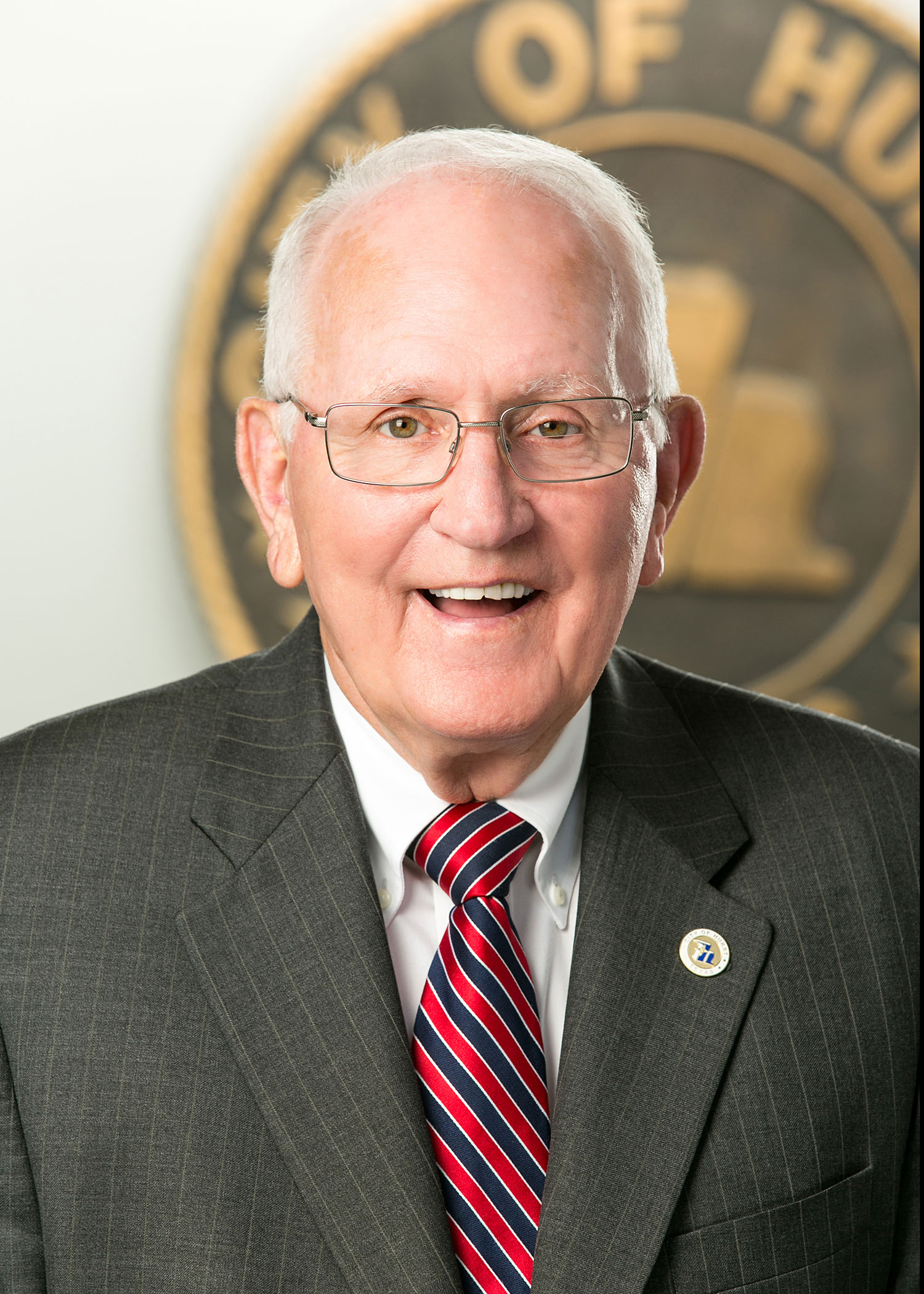 City manager government card - Richard Ward