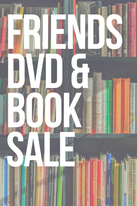 10-20 - Friends Book Sale - Online Calendar