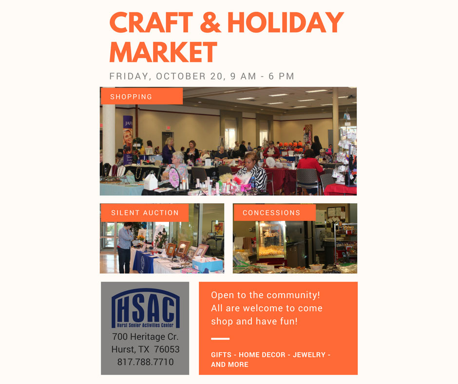 2017 Craft & Holiday Market