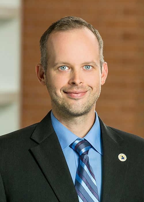 Kyle Gordon, Managing Director of Community Services