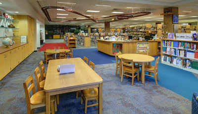 Hurst Library Children's Department