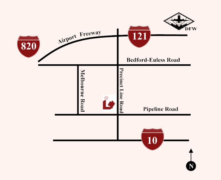 Visit HPL  City of Hurst TX