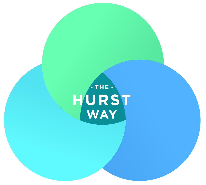 The Hurst Way logo