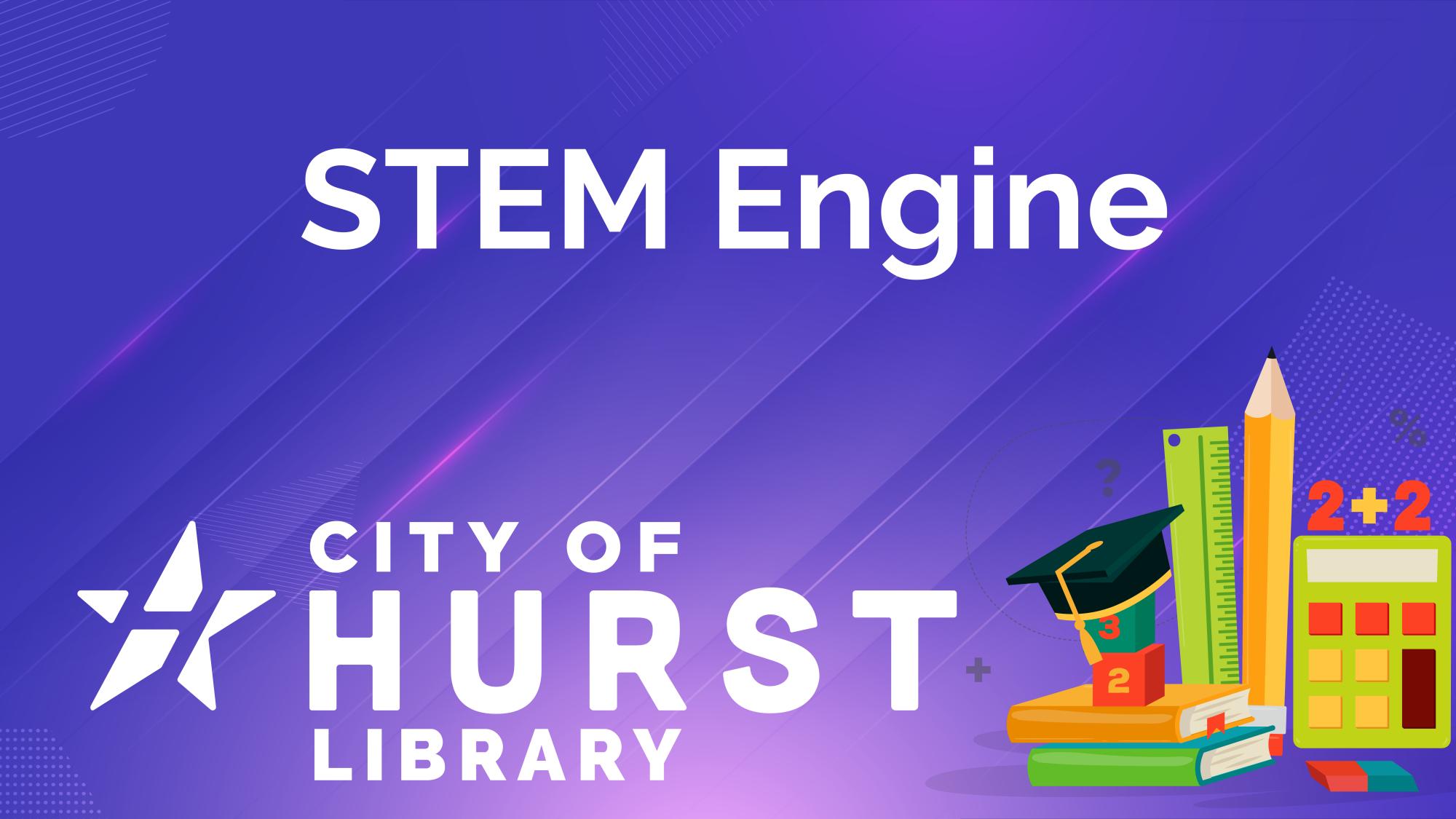 Title Screen - STEM Engine