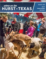 City of Hurst Where We Live Magazine Winter 2016
