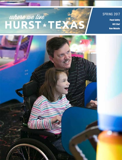 Hurst Where We Live Magazine Spring 2017