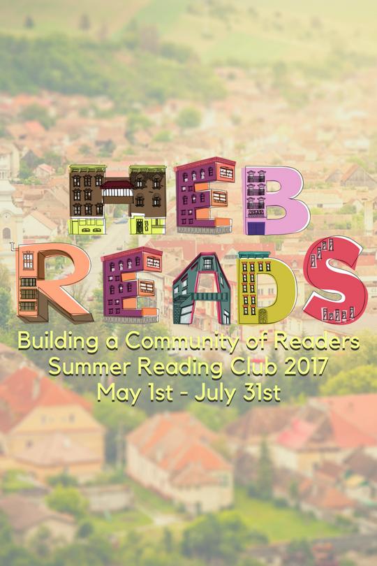 Heb Isd Calendar.2017 Heb Reads Community Reading Challenge Events Calendar City