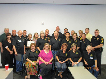 Hurst Police Department Citizens Police Academy