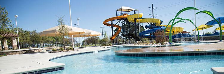Chisholm Aquatics Center | City of Hurst, TX