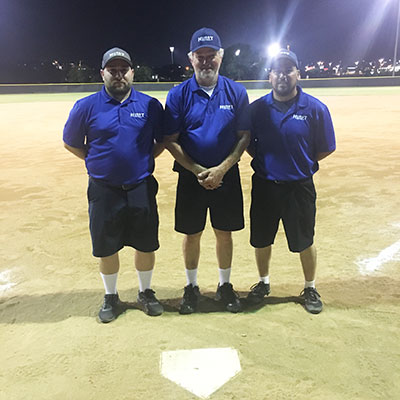 umpires are being hired by the City of Hurst