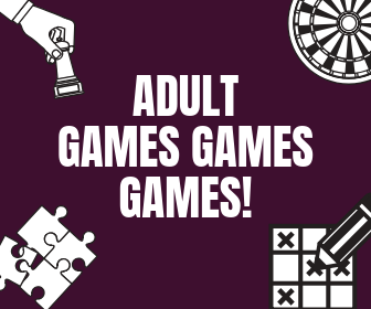 2018 - Adult Game Night