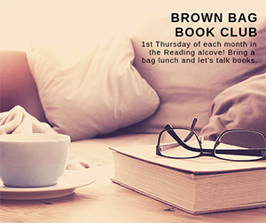 2019 - Brown Bag Book Club