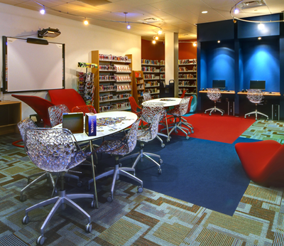 Hurst Library Teen Zone