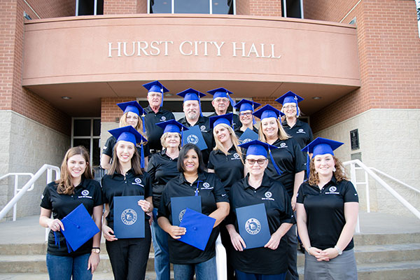 City of Hurst 101 Group 2017