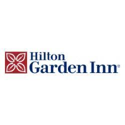 Hurst Hilton Garden Inn Logo located next to the Hurst Conference Center