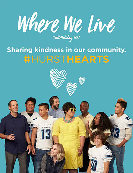 Hurst Fall 2017 Where We Live Magazine - Hurst Hearts