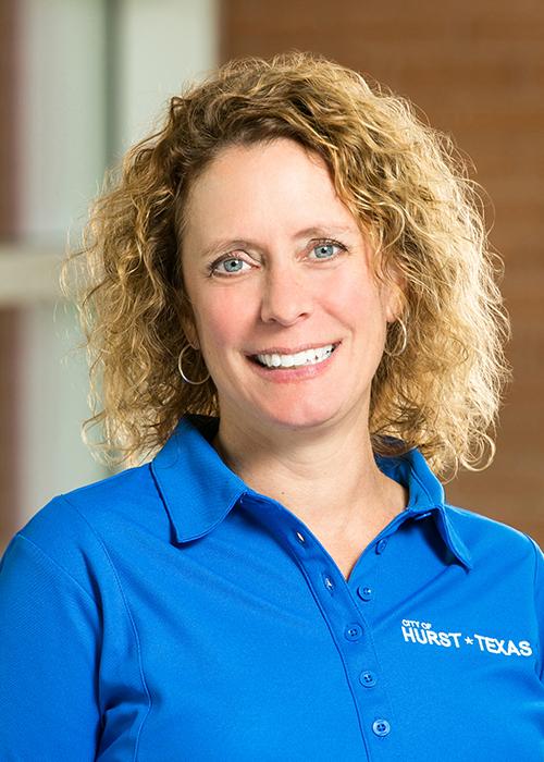 Kristie Weaver, Parks Director