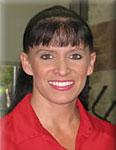 Personal trainer Behka Hartmann