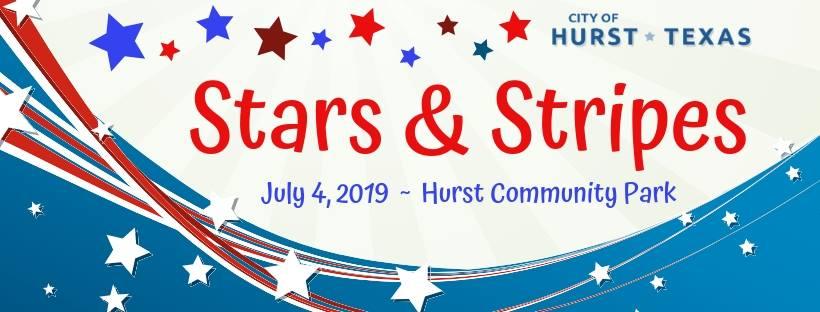 Hurst Stars and Stripes advertising image 2019